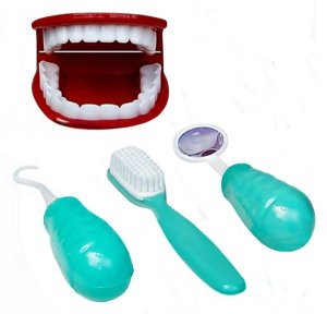 KIT MINI MALETA DENTISTA