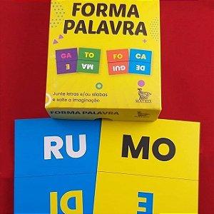 FORMA PALAVRA