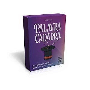 LIVRO CAIXINHA PALAVRA CADABRA