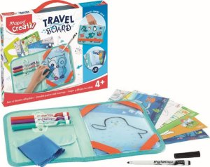 KIT CREATIV - TRAVEL BOARD