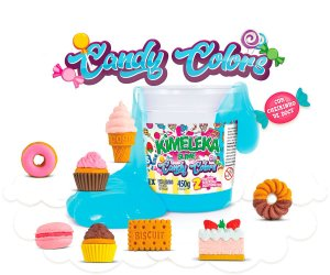 KIMELEKA SLIME - CANDY COLORS 450G
