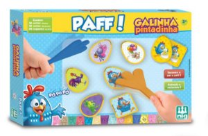 PAFF! GALINHA PINTADINHA