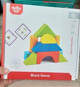 BLOCK GAME - 40 DESAFIOS