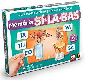 MEMÓRIA DAS SÍLABAS