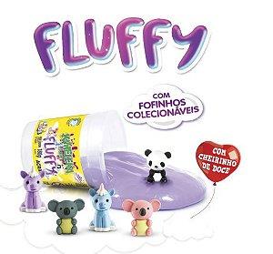 KIMELEKA SLIME FLUFFY - COM CHEIRINHO DE DOCE
