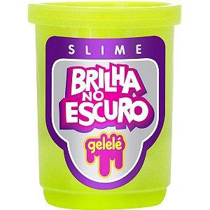 GELELÉ - SLIME BRILHA NO ESCURO