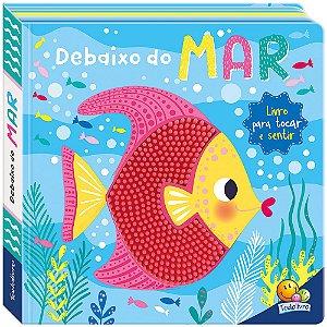 NA PONTA DOS DEDOS: DEBAIXO DO MAR!