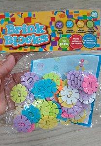 BRINK BLOCKS - DISCOS COM NÚMEROS