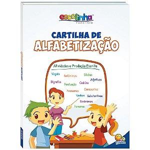 CARTILHA DE ALFABETIZAÇÃO
