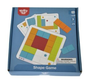 SHAPE GAME - TETRIS