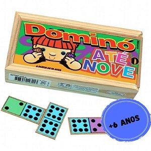 DOMINÓ ATÉ 9