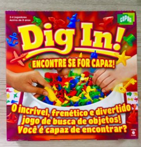 DIG IN - ENCONTRE SE FOR CAPAZ