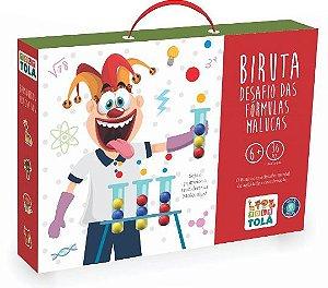 DR. BIRUTA DESAFIO DAS FÓRMULAS MALUCAS
