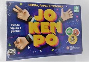 JOKENPÔ - PEDRA, PAPEL E TESOURA