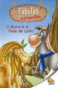 FÁBULAS PARA APRENDER: O BURRO E A PELE DE LEÃO