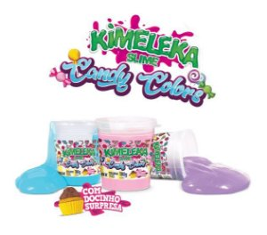 KIMELEKA CANDY COLORS - 180g