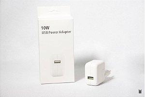 Plug Parede Uma Entrada USB