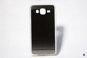 Case TPU Espelhada Grafite Samsung Galaxy J5