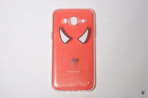 Case TPU Custom Samsung Galaxy J5 Spiderman