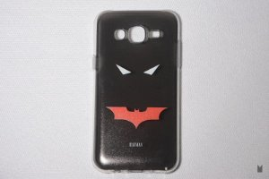 Case TPU Custom Samsung Galaxy J5 Batman