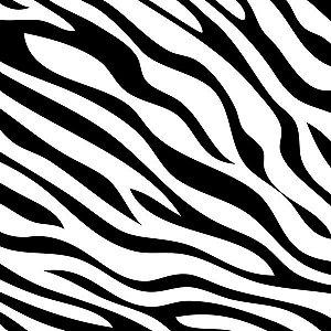 Papel Contact Estampado Zebra