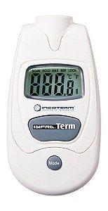 Termômetro digital infravermelho mini  Infraterm ref 7660