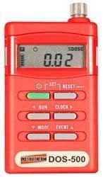 Dosimetro de ruído digital portátil MOD DOS 500 Instrutherm