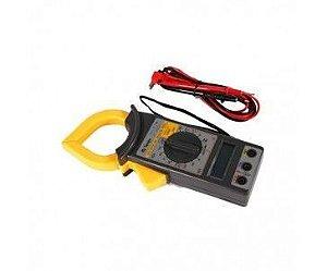 Alicate Amperimetro Digital MOD: ET 3200AC Minipa