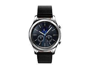 Relógio Smartwatch Samsung Gear S3 Classic SM-R60N R770 Prata