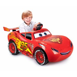 Carro Elétrico Relâmpago McQueen 6V