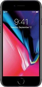 """iPhone 8 64GB 4G Tela de Retina 4.7"""" Câm. 12MP + Selfie 7MP iOS 11"""