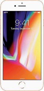"""iPhone 8 256GB 4G Tela de Retina 4.7"""" Câm. 12MP + Selfie 7MP iOS 11"""