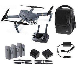 Drone DJI Mavic PRO Combo Fly More Homologado Anatel