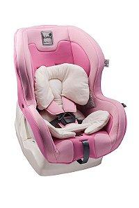 Cadeira Bebê para Auto Kiwy - 0 a 4 anos Rosa