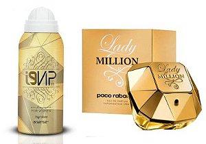 Perfume Aerossol i9Vip 08 (Ref. 1 Million)