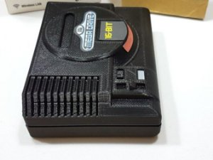 Mini Console Mega Drive Multijogos - 10.000 jogos