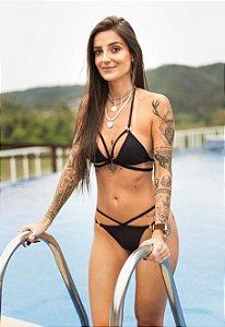 Biquíni Natasha Preto