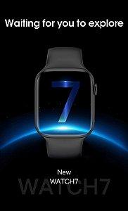 Smartwatch Relógio Iwo W37 Pro Série 7 Original Indução Pronto Entrega.