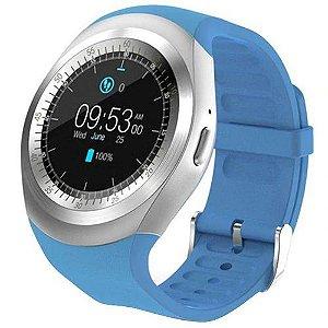 Smartwatch Bilikay Y1 696 Relógio Bluetooth Sport função telefone Cores Pronto Entrega