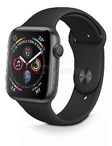 Smartwatch Relógio Iwo 10 Gps Android Ios Notificações Pronto Entrega