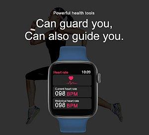 Relogio Smartwatch Iwo 8 T5 Pro 2020 Watch 5 04 Watch Faces Recebe Faz Chamada Fitness Redes Sociais P Entrega