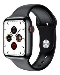 Smartwatch W46 Original Foto Faces 44 mm Ios Android Redes Fitness Monitores Pronto Entrega