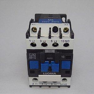 Contator tripolar CJX2