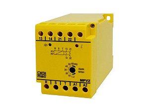 Monitor de Velocidade Zero - MPVZ