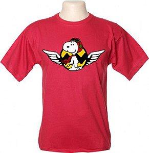 Camiseta Snoopy Aviador