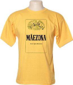 Camiseta Mãezona
