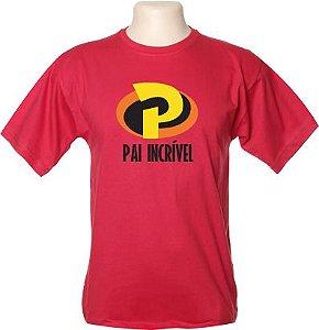 Camiseta Pai Incrível