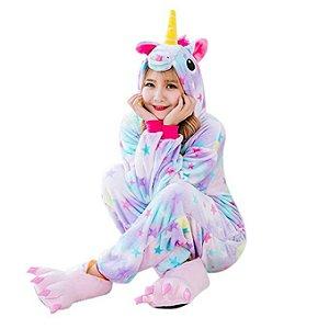 Pijama Unicórnio Star