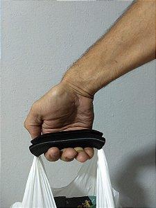 Suporte alça para carregar sacolas - Kit com 2 alças