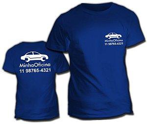 5 Camisetas Uniforme - Silkscreen